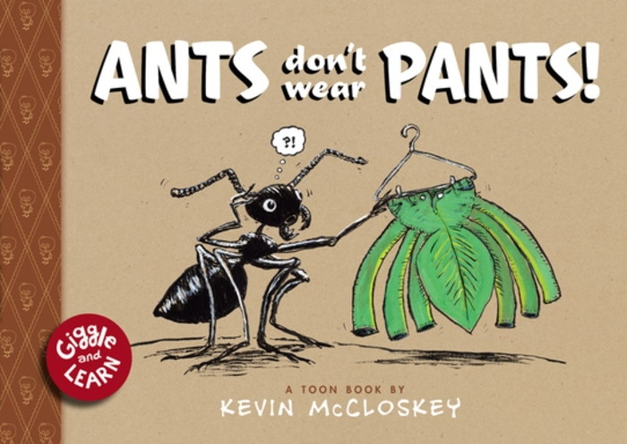 Review of Ants Don't Wear Pants!