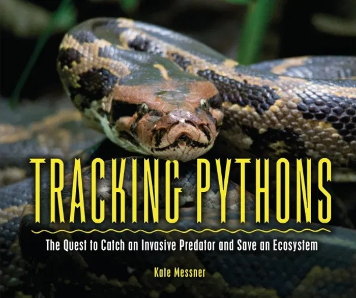 Review of Tracking Pythons: The Quest to Catch an Invasive Predator and Save an Ecosystem