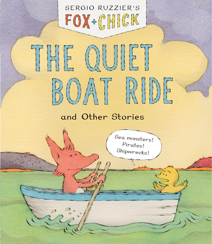 Review of The Quiet Boat Ride and Other Stories