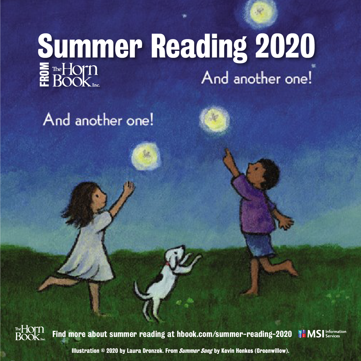2020 Summer Reading List