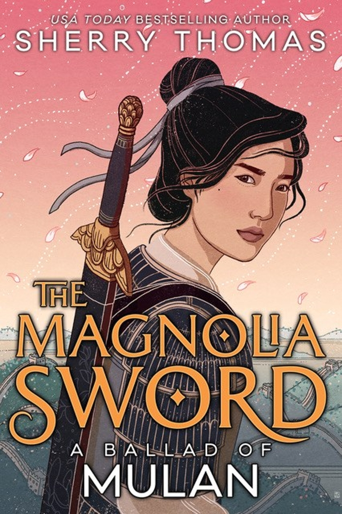 Review of The Magnolia Sword: A Ballad of Mulan