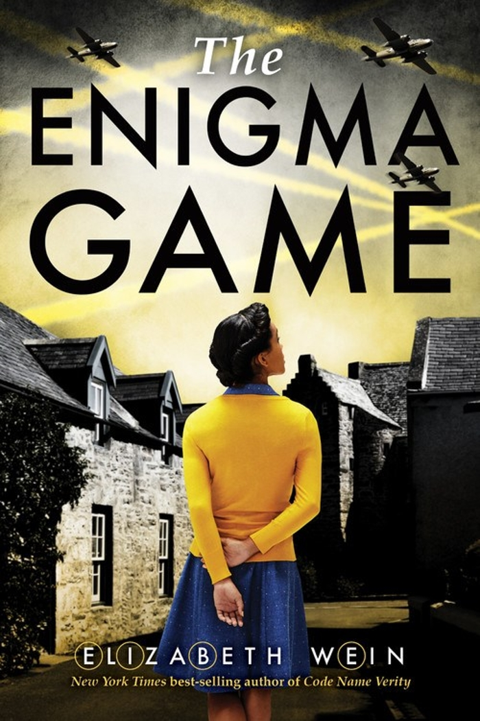 Review of The Enigma Game