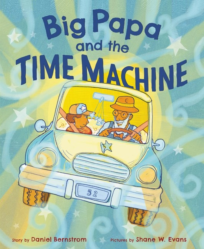 Review of Big Papa and the Time Machine