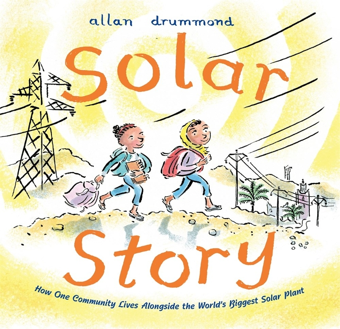Review of Solar Story: How One Community Lives Alongside the World's Biggest Solar Plant