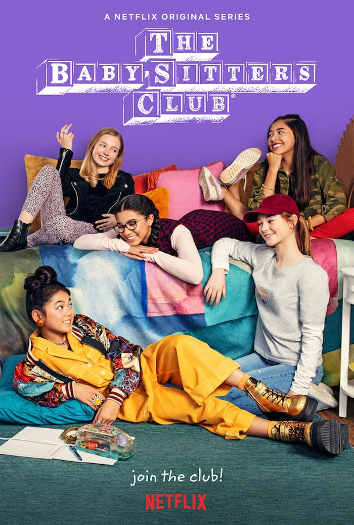 Say Hello to Your Friends, Again: The Baby-Sitters Club on Netflix