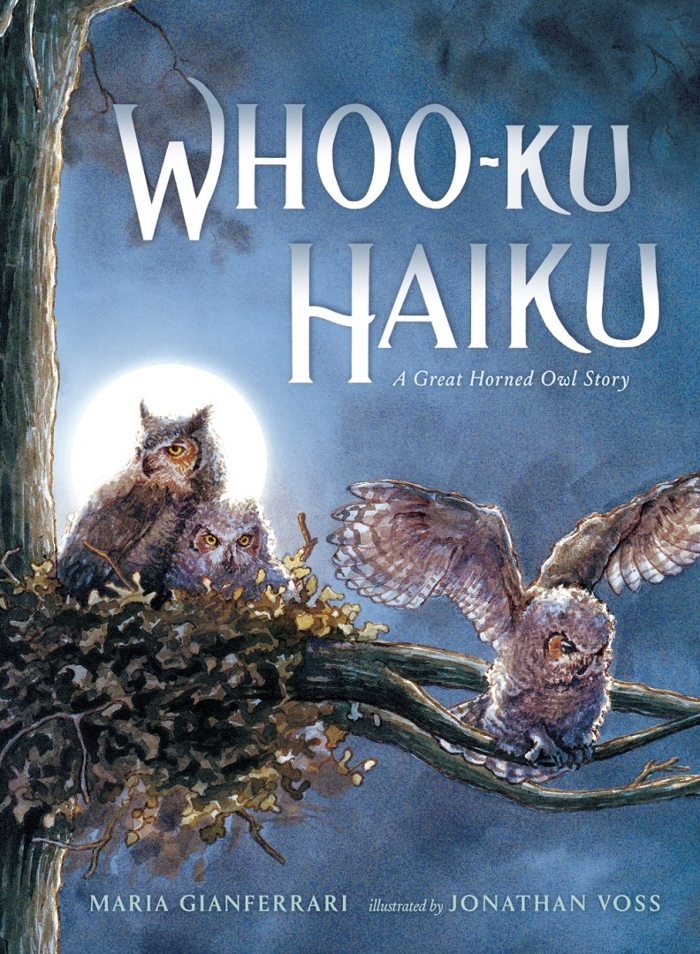 Review of Whoo-Ku Haiku: A Great Horned Owl Story