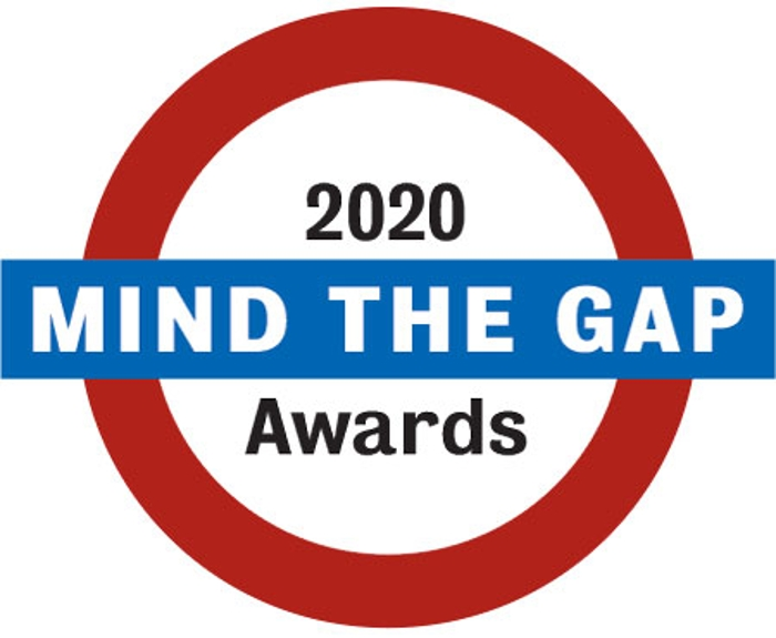 Reviews of 2020 Mind the Gap Award winners
