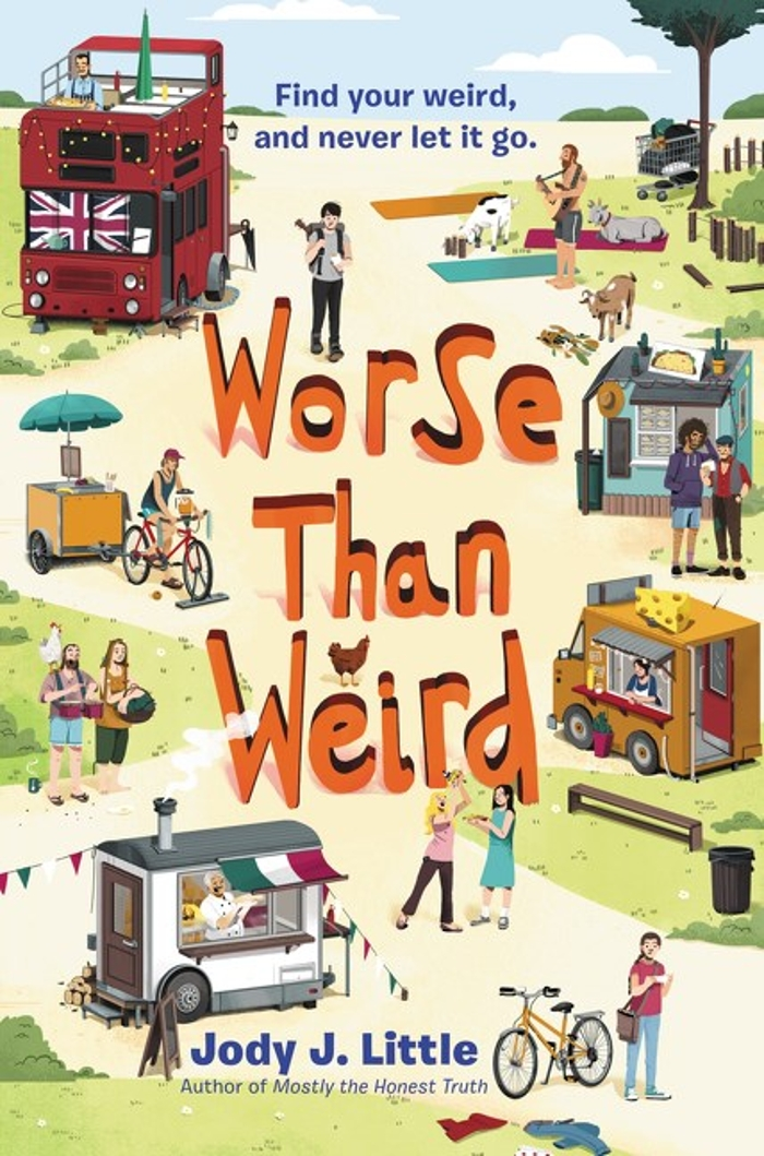 Review of Worse Than Weird