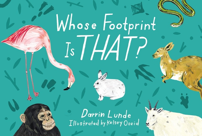 Review of Whose Footprint Is THAT?