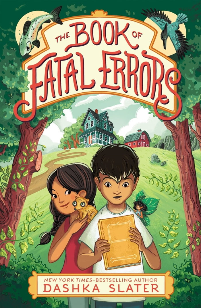 Review of The Book of Fatal Errors