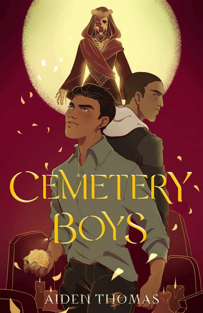 Review of Cemetery Boys