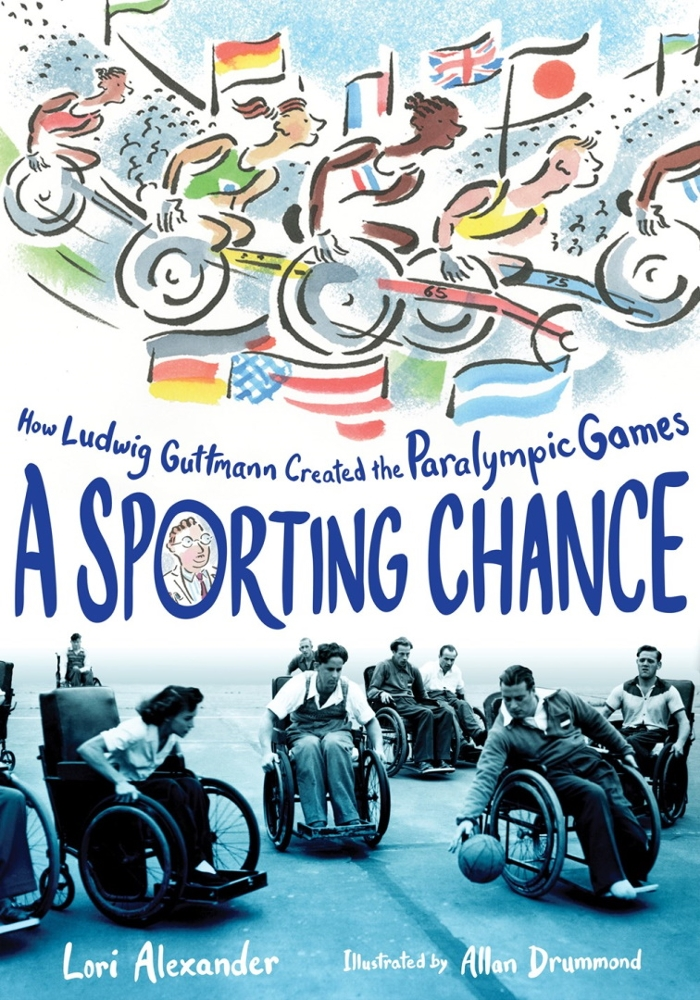 Review of A Sporting Chance: How Ludwig Guttmann Created the Paralympic Games