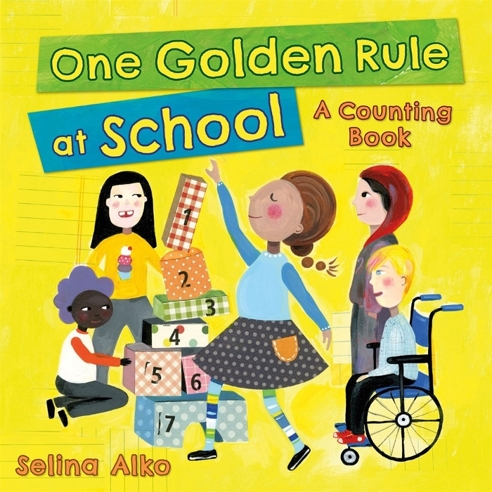 Review of One Golden Rule at School: A Counting Book