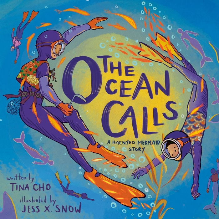 Review of The Ocean Calls: A Haenyeo Mermaid Story