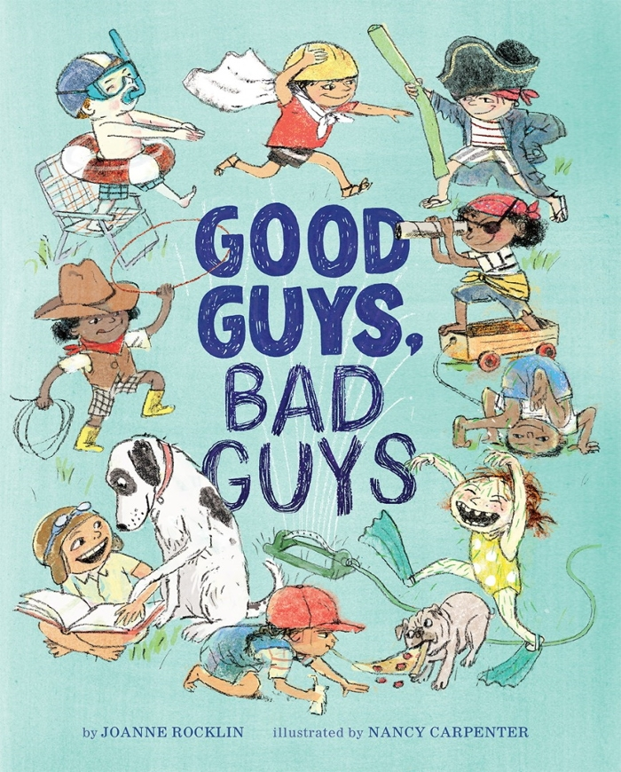 Review of Good Guys, Bad Guys