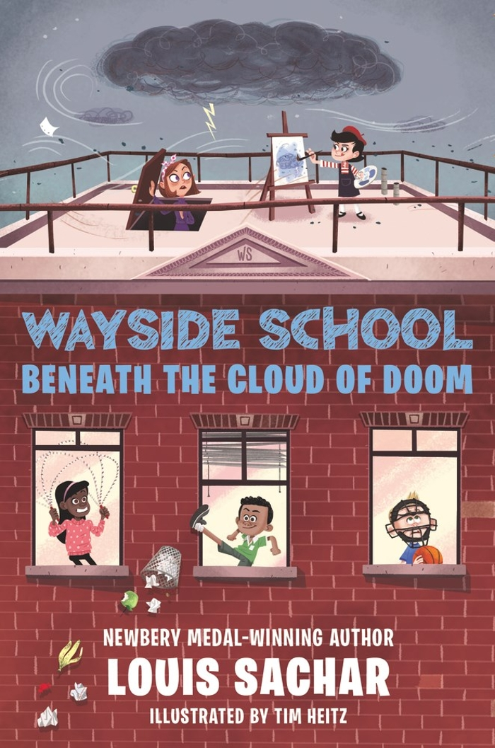 Review of Wayside School Beneath the Cloud of Doom