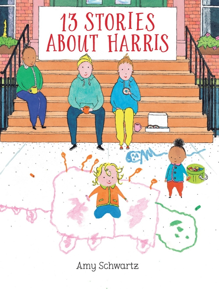 Review of 13 Stories About Harris