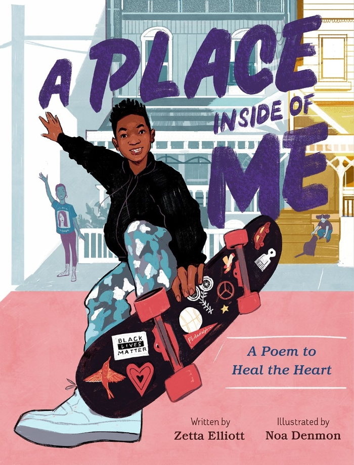 Review of A Place Inside of Me: A Poem to Heal the Heart