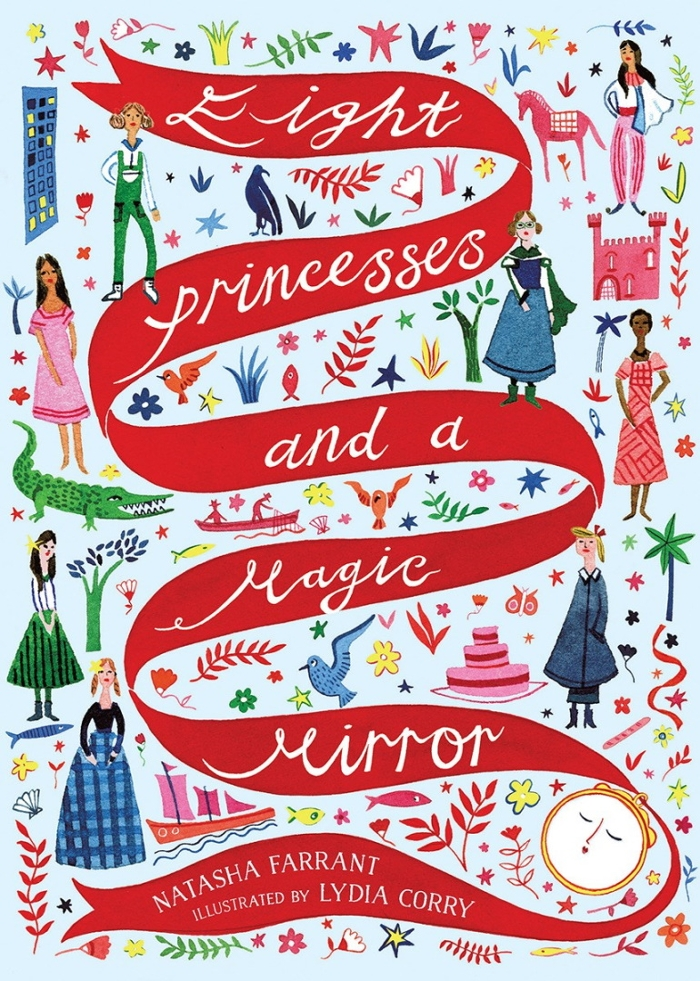 Review of Eight Princesses and a Magic Mirror