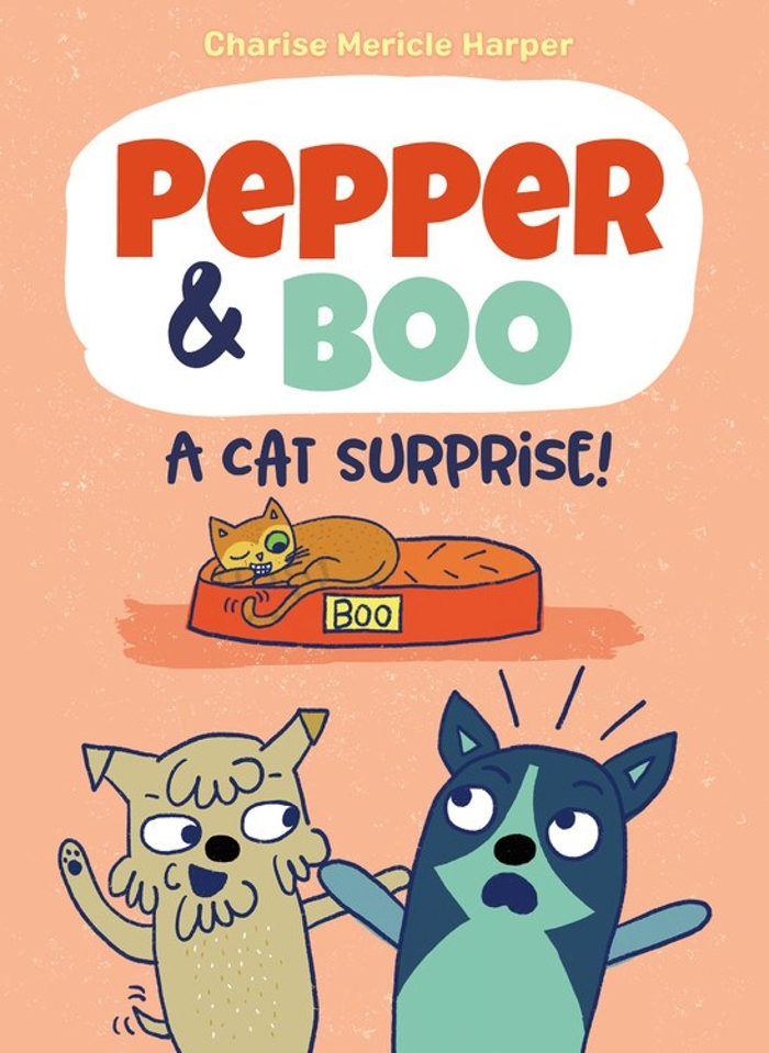 Review of Pepper & Boo: A Cat Surprise!