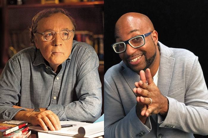 Publishers' Preview: Fall 2020: Five Questions for James Patterson & Kwame Alexander
