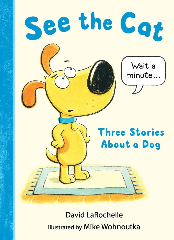Review of See the Cat: Three Stories About a Dog