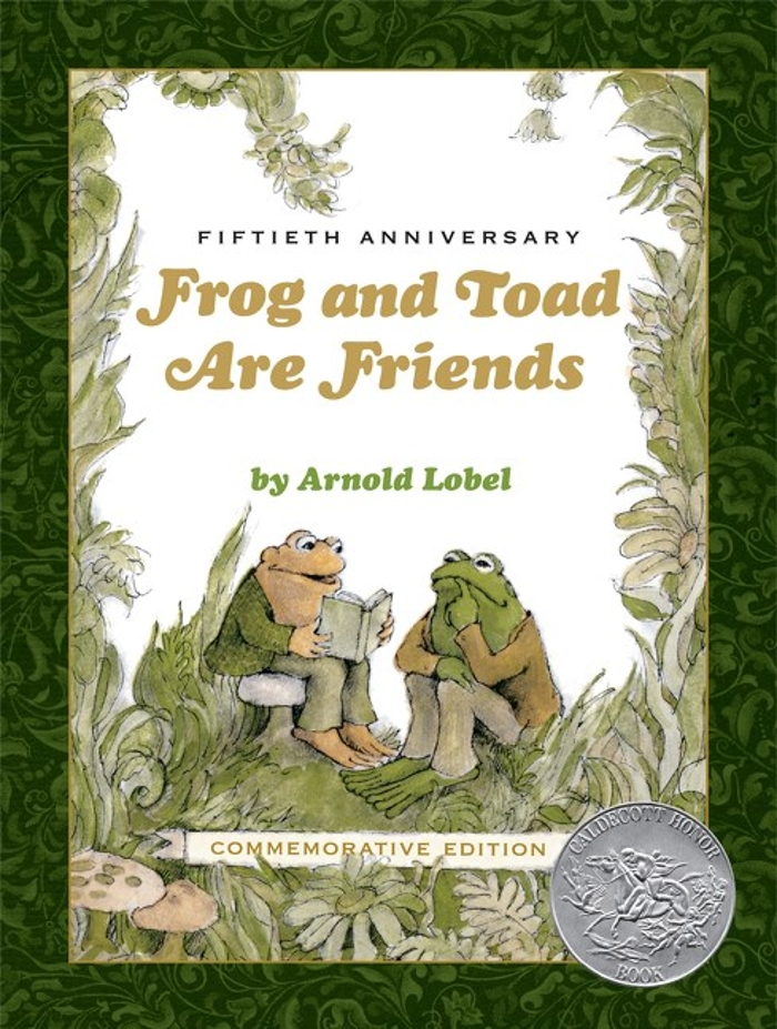 Review of Frog and Toad Are Friends