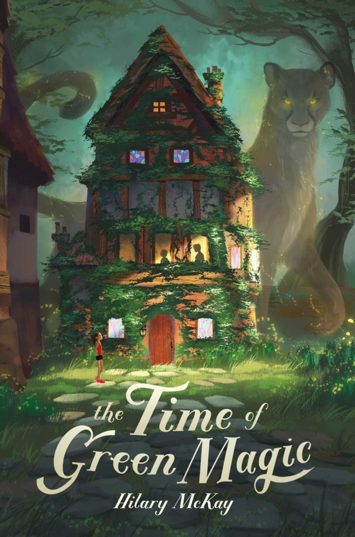 Review of The Time of Green Magic