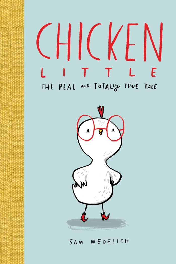 Review of Chicken Little: The Real and Totally True Tale