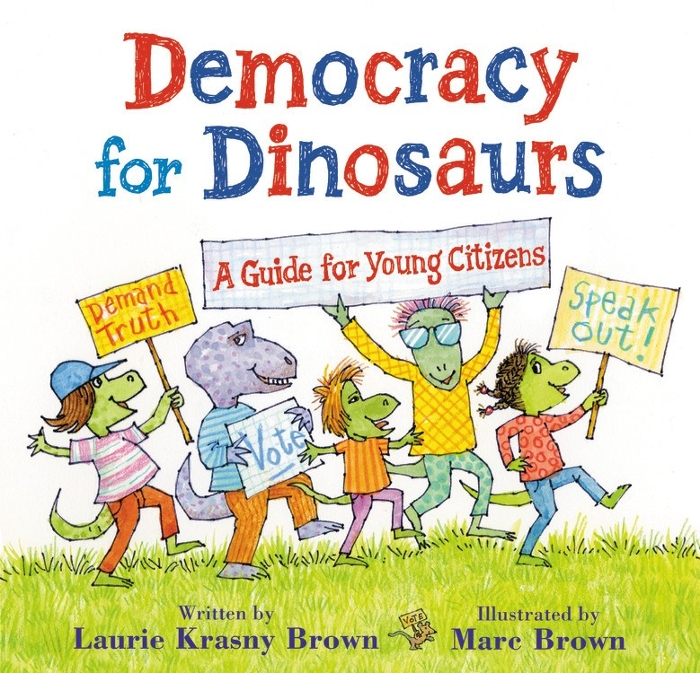 Review of Democracy for Dinosaurs: A Guide for Young Citizens
