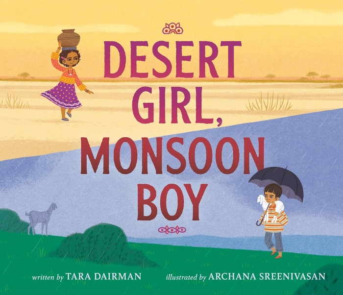 Review of Desert Girl, Monsoon Boy