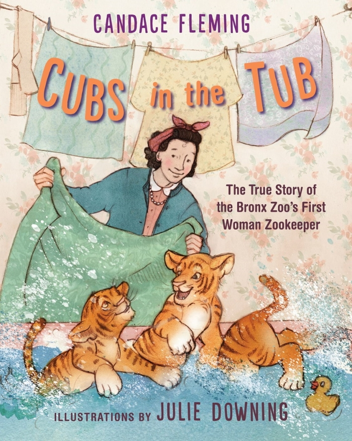 Review of Cubs in the Tub: The True Story of the Bronx Zoo's First Woman Zookeeper