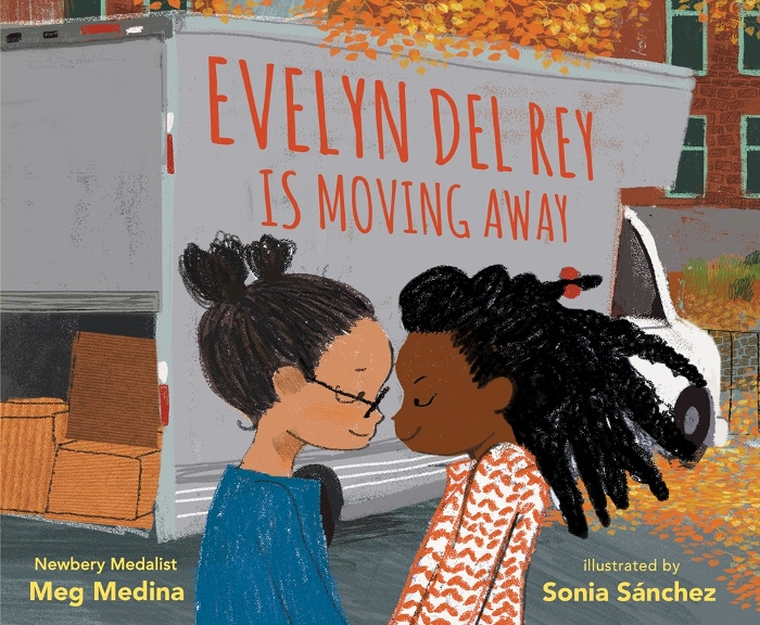 Review of Evelyn Del Rey Is Moving Away