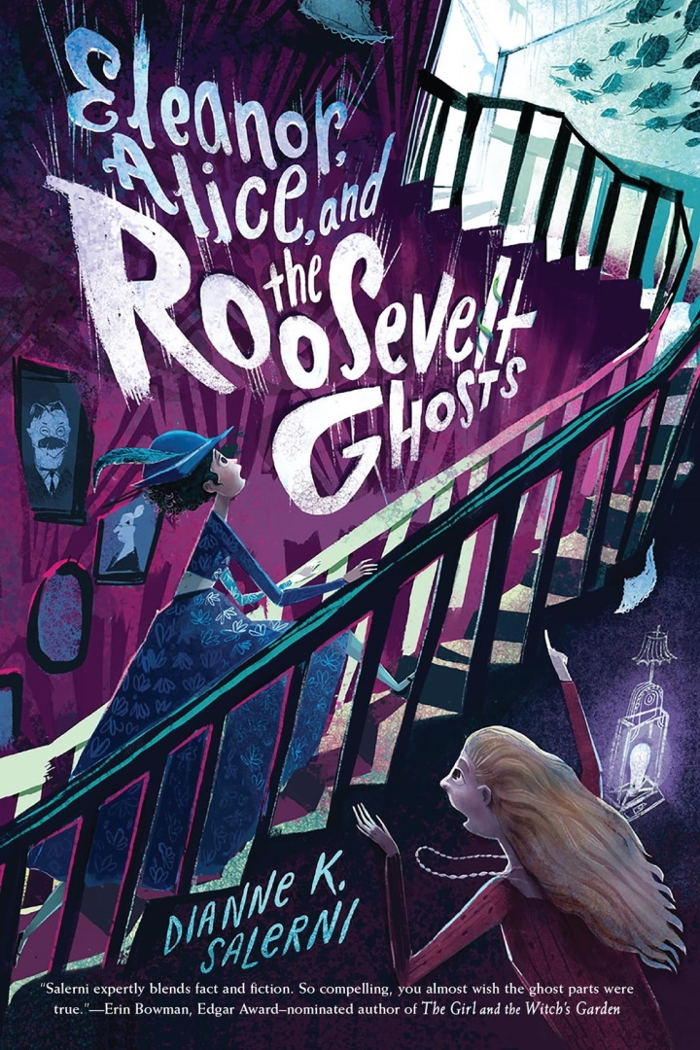 Review of Eleanor, Alice, and the Roosevelt Ghosts