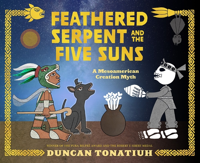 Review of Feathered Serpent and the Five Suns: A Mesoamerican Creation Myth