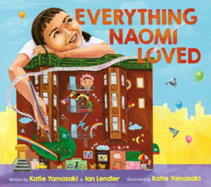 Review of Everything Naomi Loved
