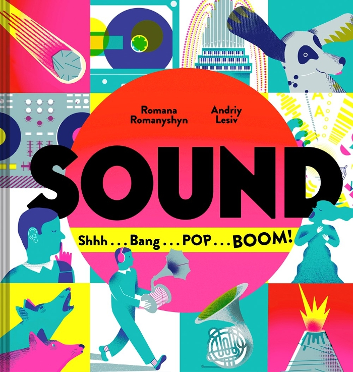 Review of Sound: Shhh...Bang...POP...BOOM!