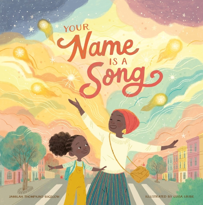Review of Your Name Is a Song