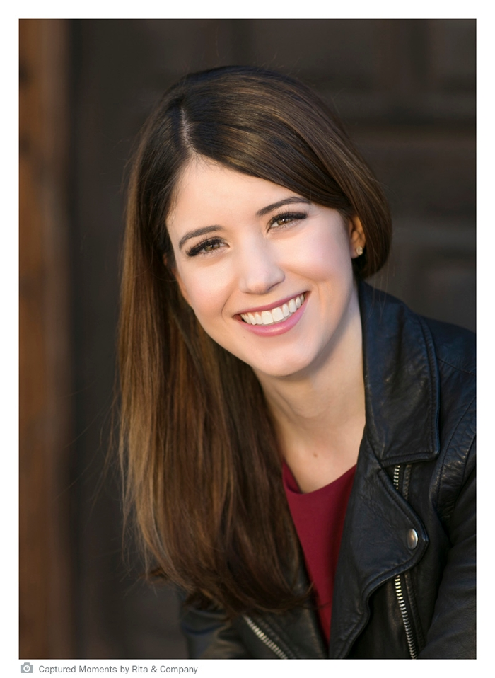 Publishers' Preview: Picture Books and Graphic Novels: Five Questions for Alexandra Bracken