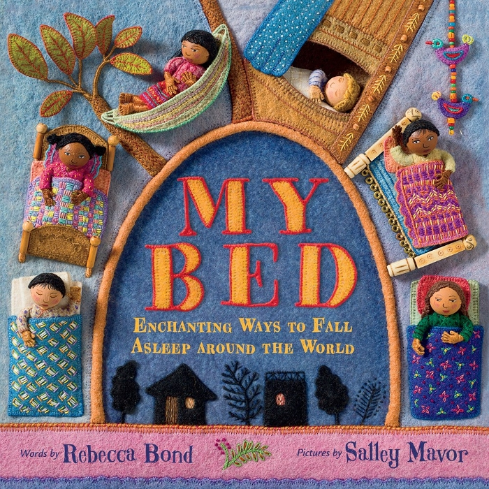 Review of My Bed: Enchanting Ways to Fall Asleep Around the World