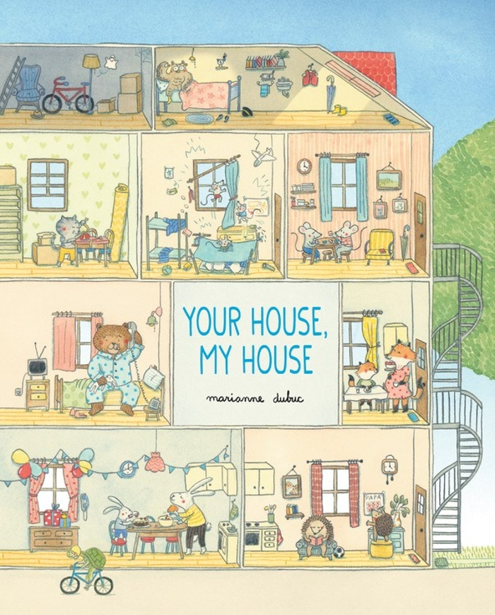 Review of Your House, My House