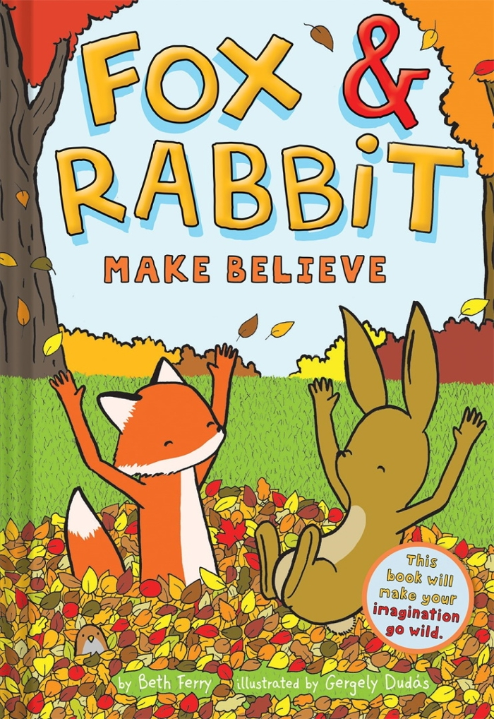 Review of Fox & Rabbit Make Believe