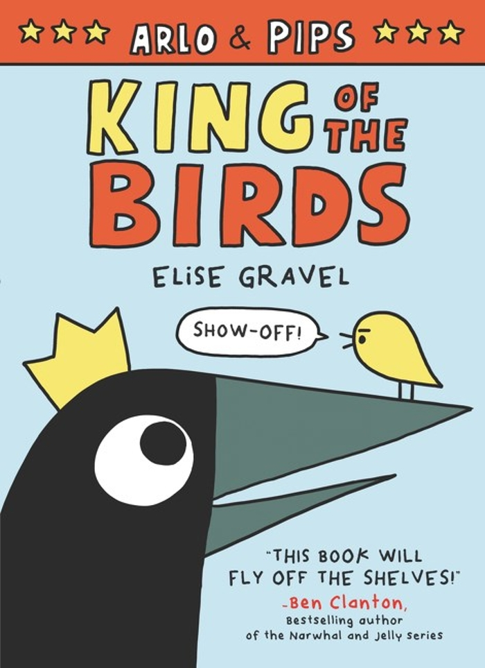 Review of Arlo & Pips: King of the Birds