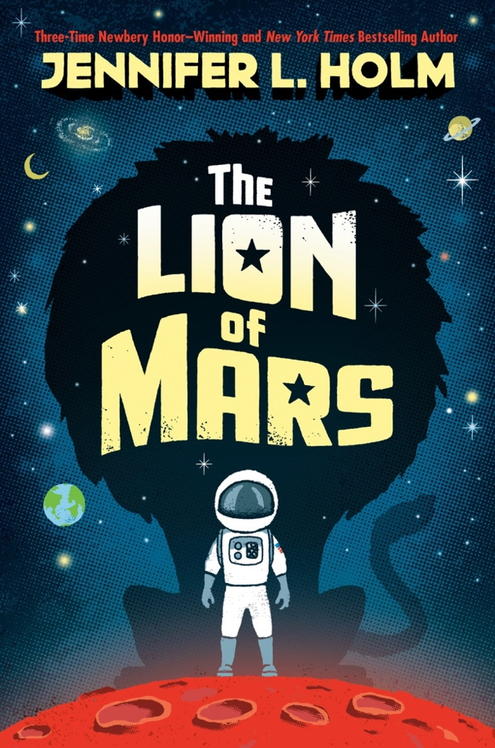 Review of The Lion of Mars