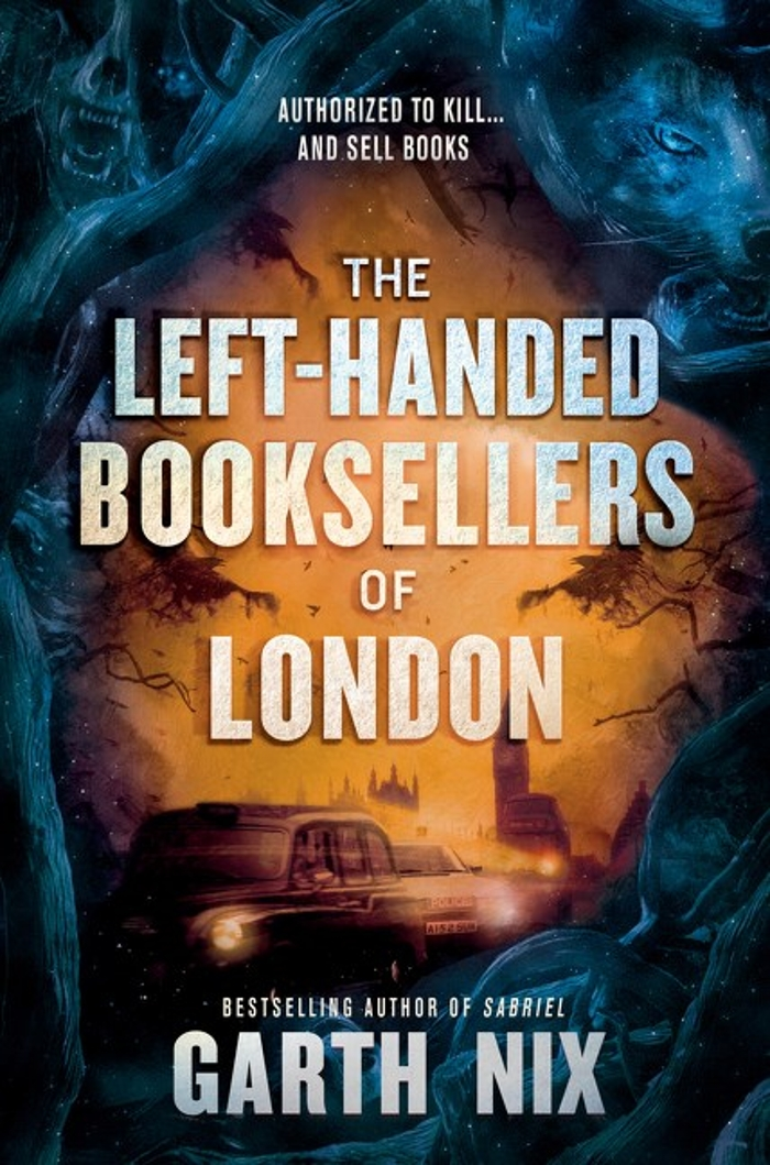 Review of The Left-Handed Booksellers of London