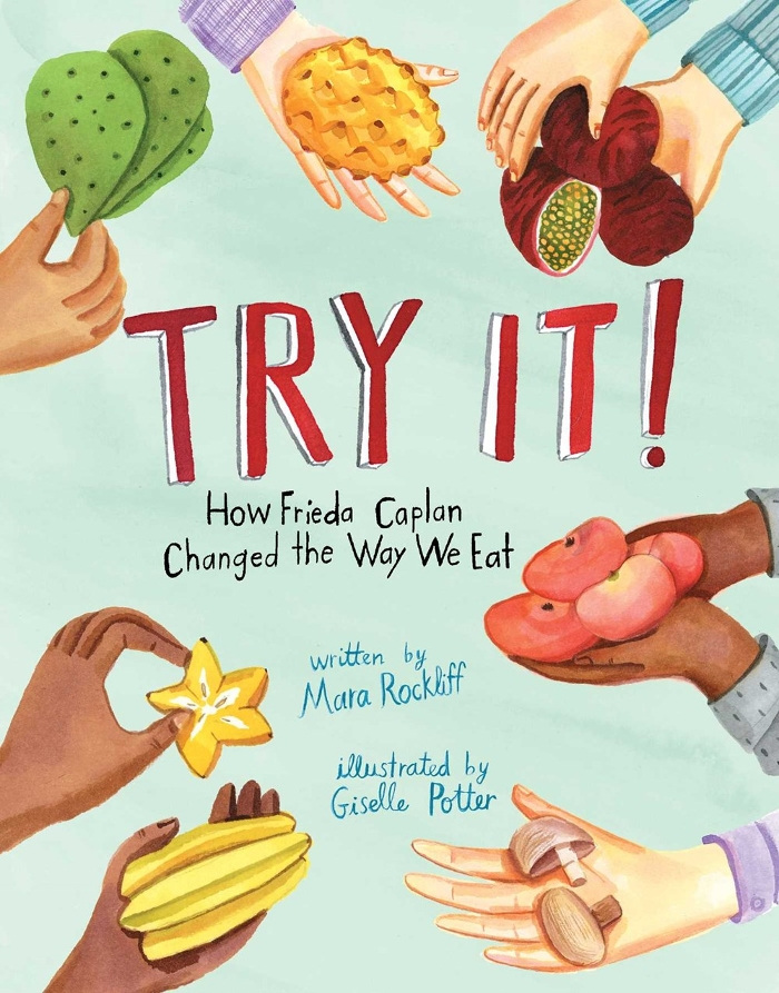 Review of Try It!: How Frieda Caplan Changed the Way We Eat