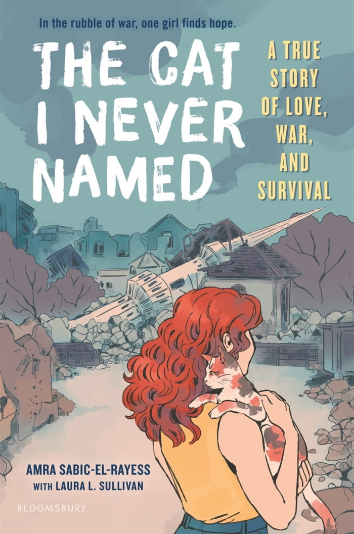 Review of The Cat I Never Named: A True Story of Love, War, and Survival