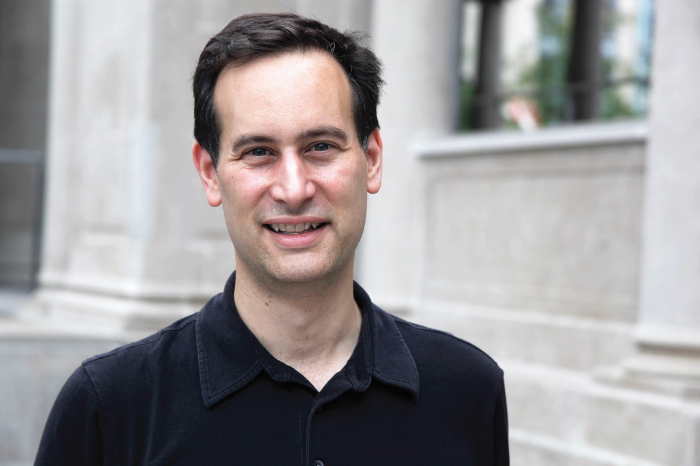 Publishers' Preview: Middle-Grade: Five Questions for David Levithan