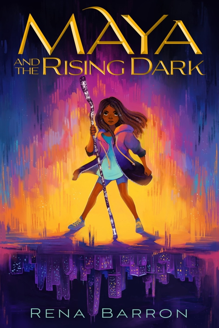 Review of Maya and the Rising Dark