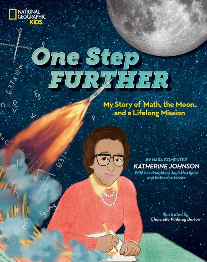 Review of One Step Further: My Story of Math, the Moon, and a Lifelong Mission